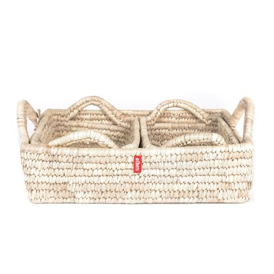 Leaf Basket Set