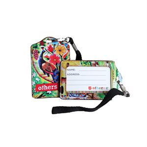 Luggage tag Bangladesh